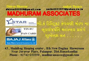 Madhuram Associates